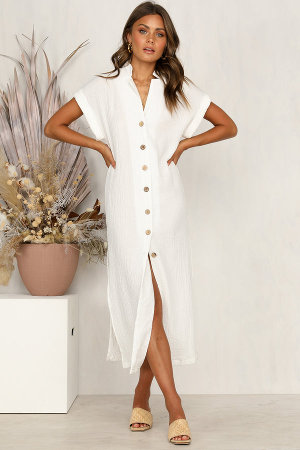 Indiana Dress (White)