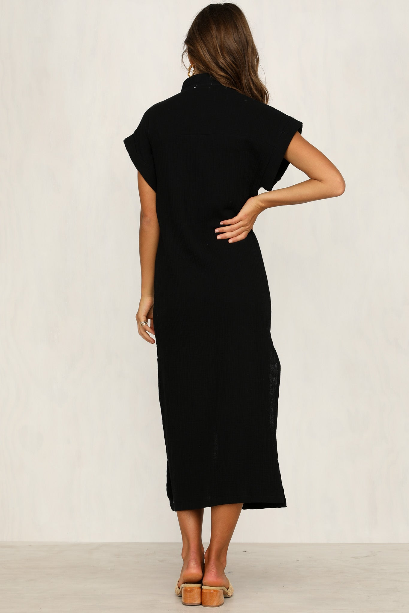 Indiana Dress (Black)