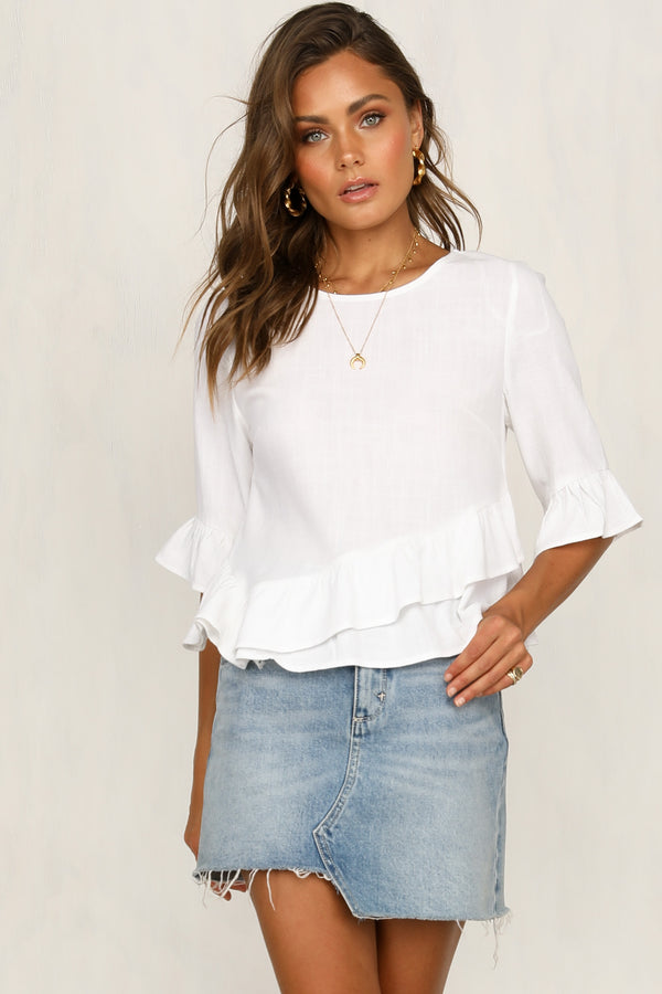 Breathless Top