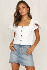 Sun Drenched Top