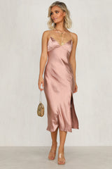 Summer Of Love Dress (Light Pink)