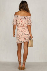 Picnic Party Dress (Pink)