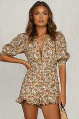 Marguerite Playsuit