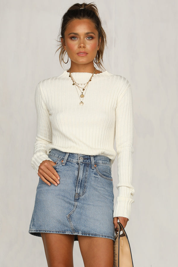 Gabriella Knit Top
