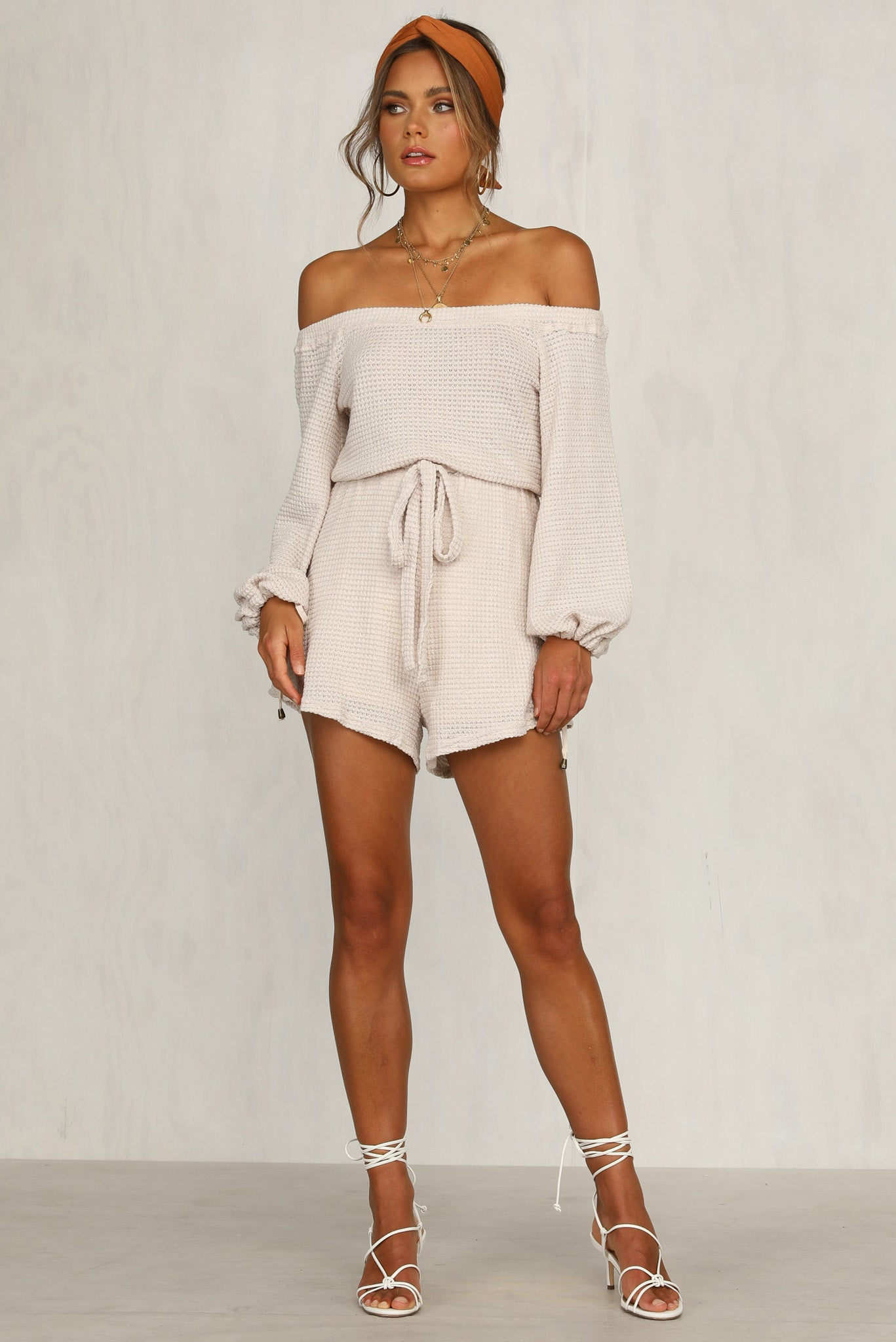 Show Me Love Playsuit