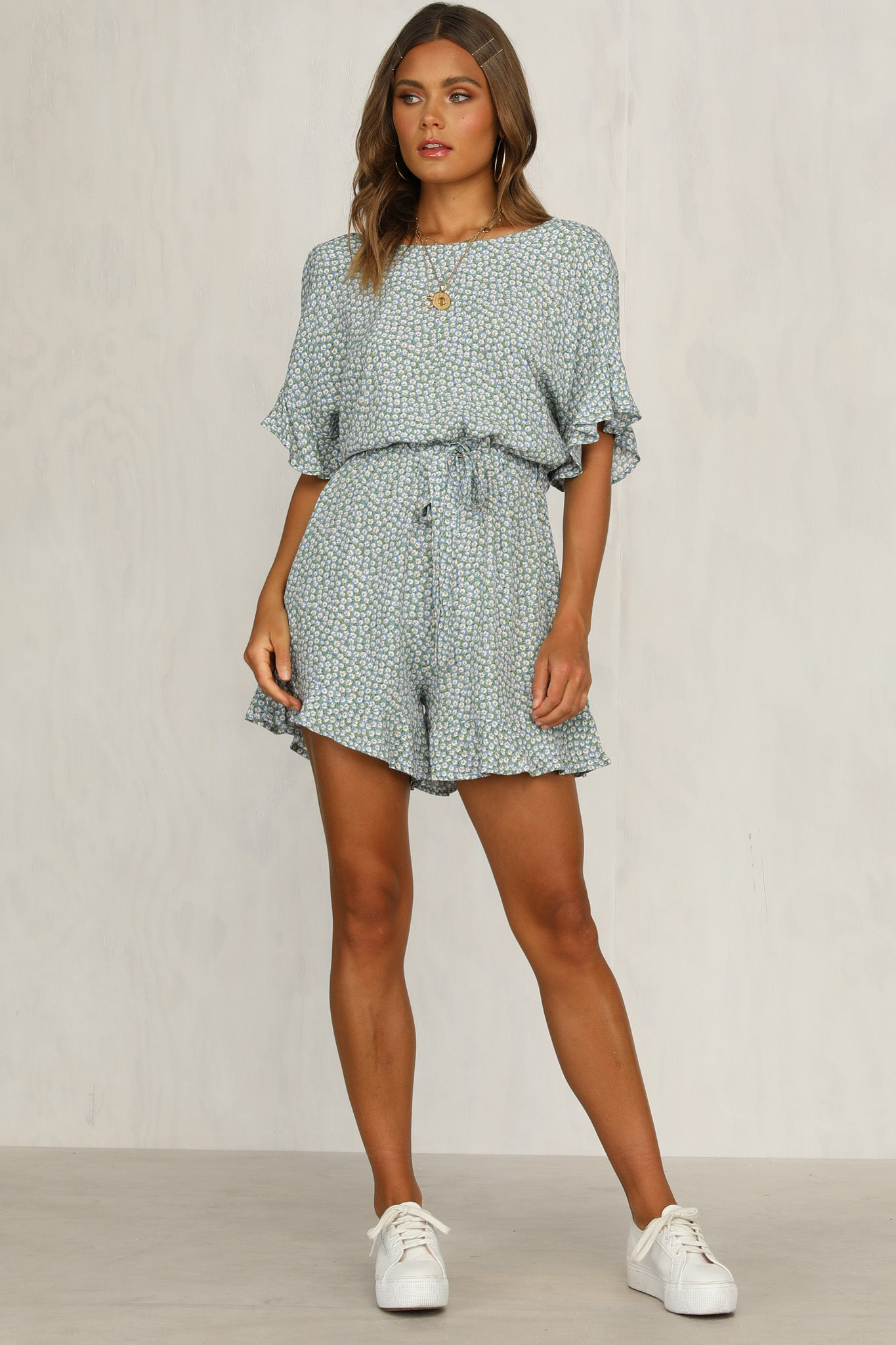 Give Your All Playsuit