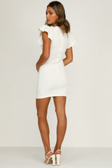 Annika Dress (White)