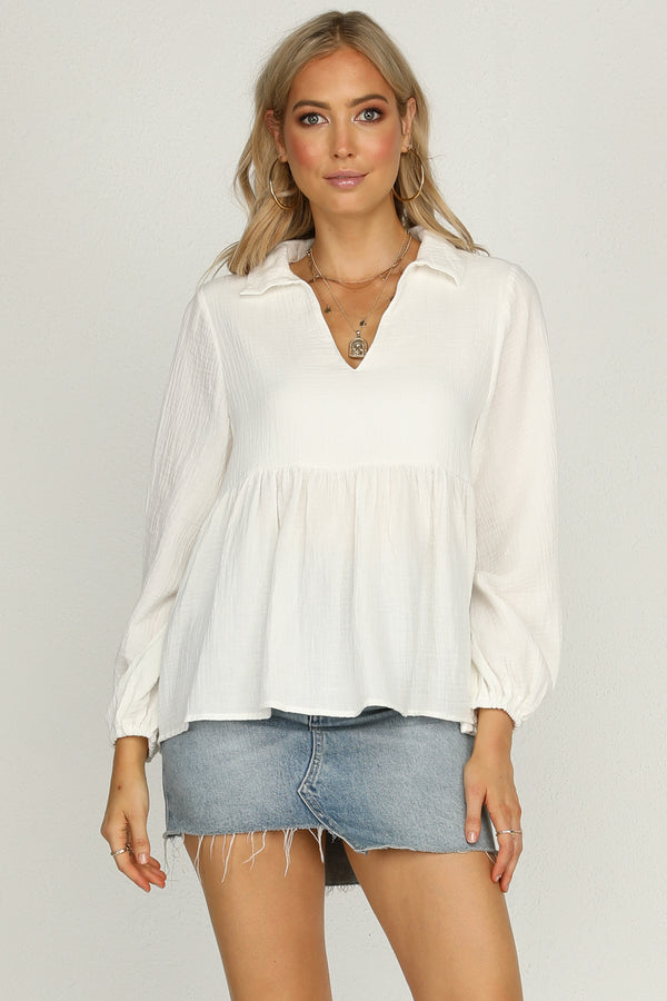 Cathedral Top (White)