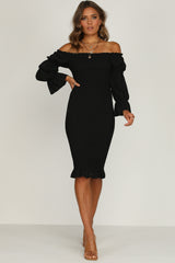 Hallie Dress (Black)