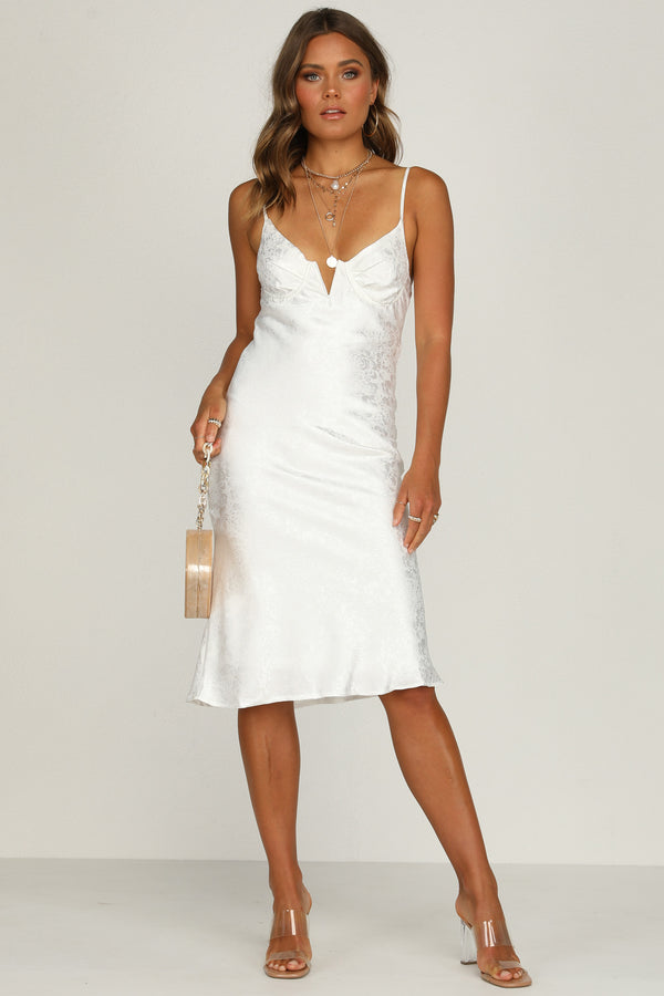 Whisper Dress (White)