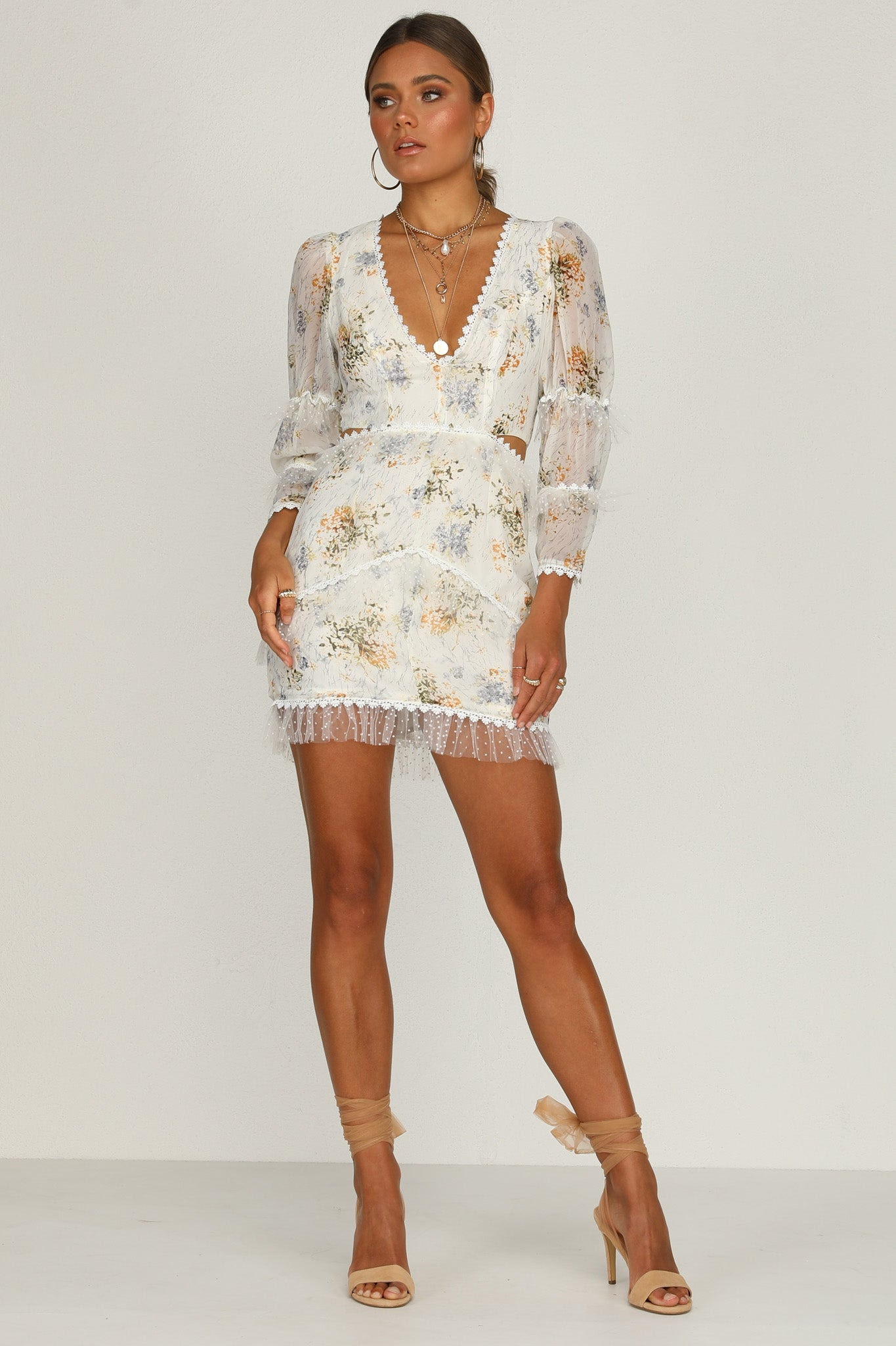 Shona Mini Dress
