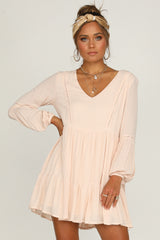 All About You Dress (Pink)