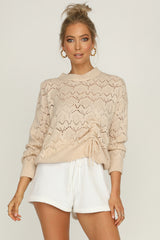 Pared Back Knit