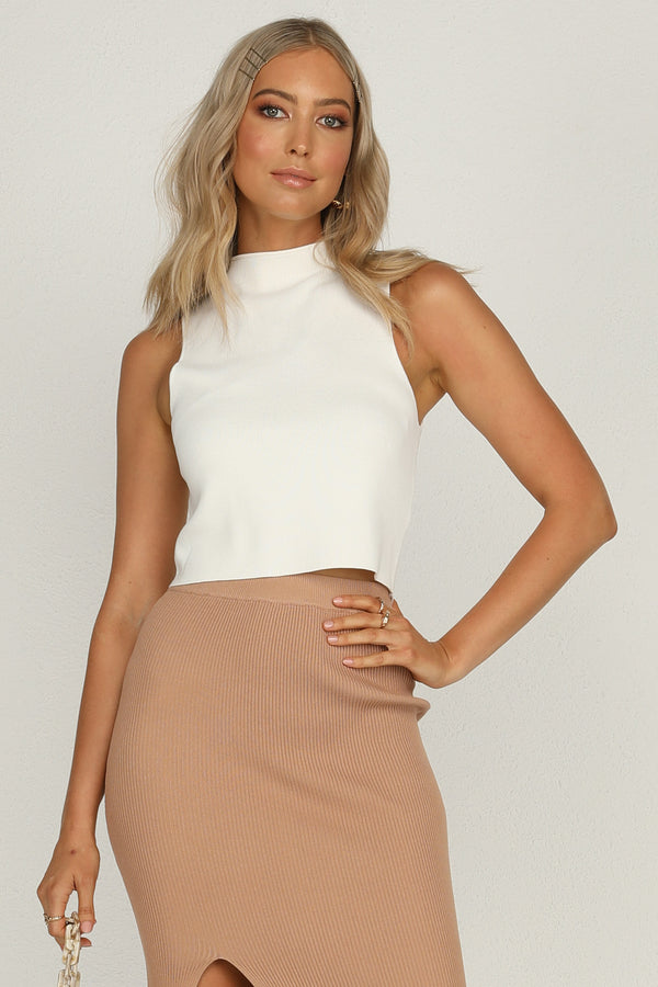 Naples Top (White)