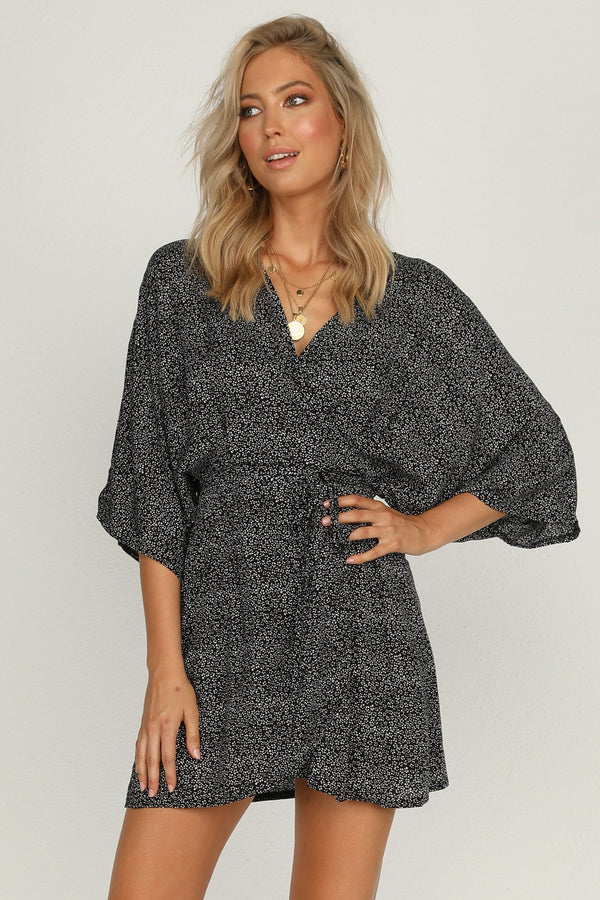 Elke Dress (Black)