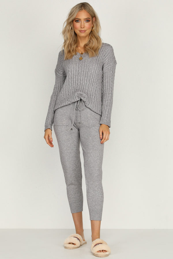 Marcele Pants (Grey)