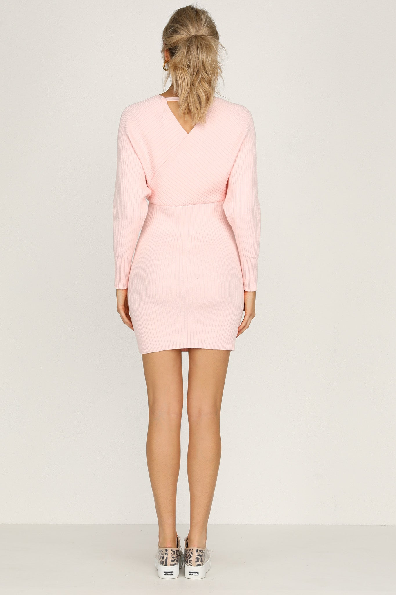 Sweet Talker Dress (Pink)