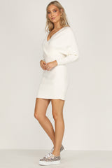 Sweet Talker Dress (Ivory)
