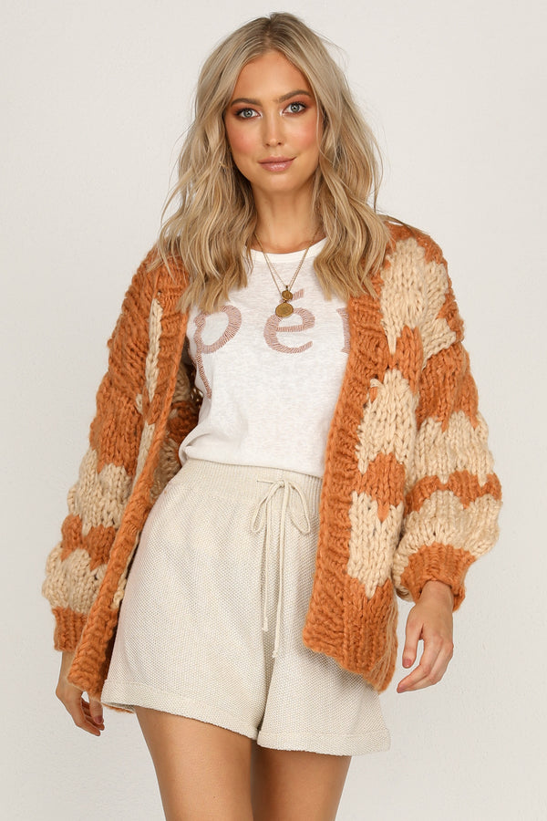 High Energy Knit Cardigan