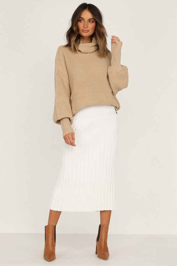 Ainsley Knit (Tan)