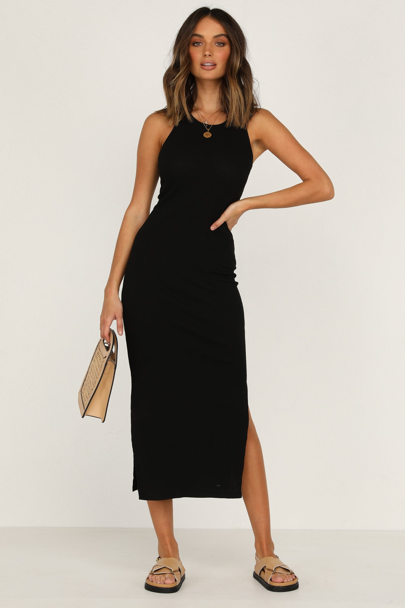 Estelle Dress (Black)