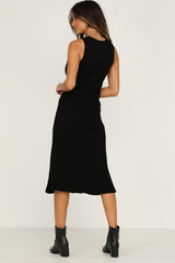 Faythe Dress (Black)