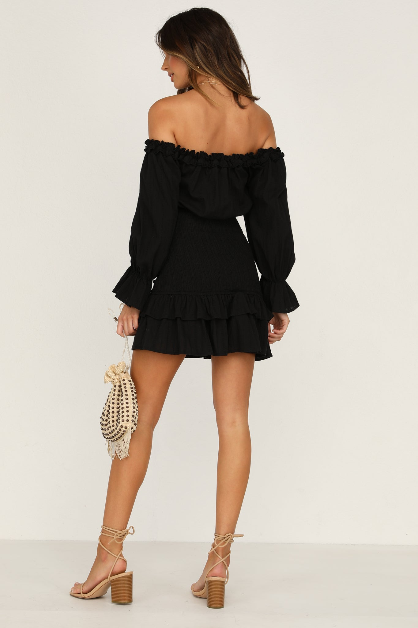 Summer Fevers Dress (Black)