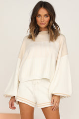 Beckett Knit Top