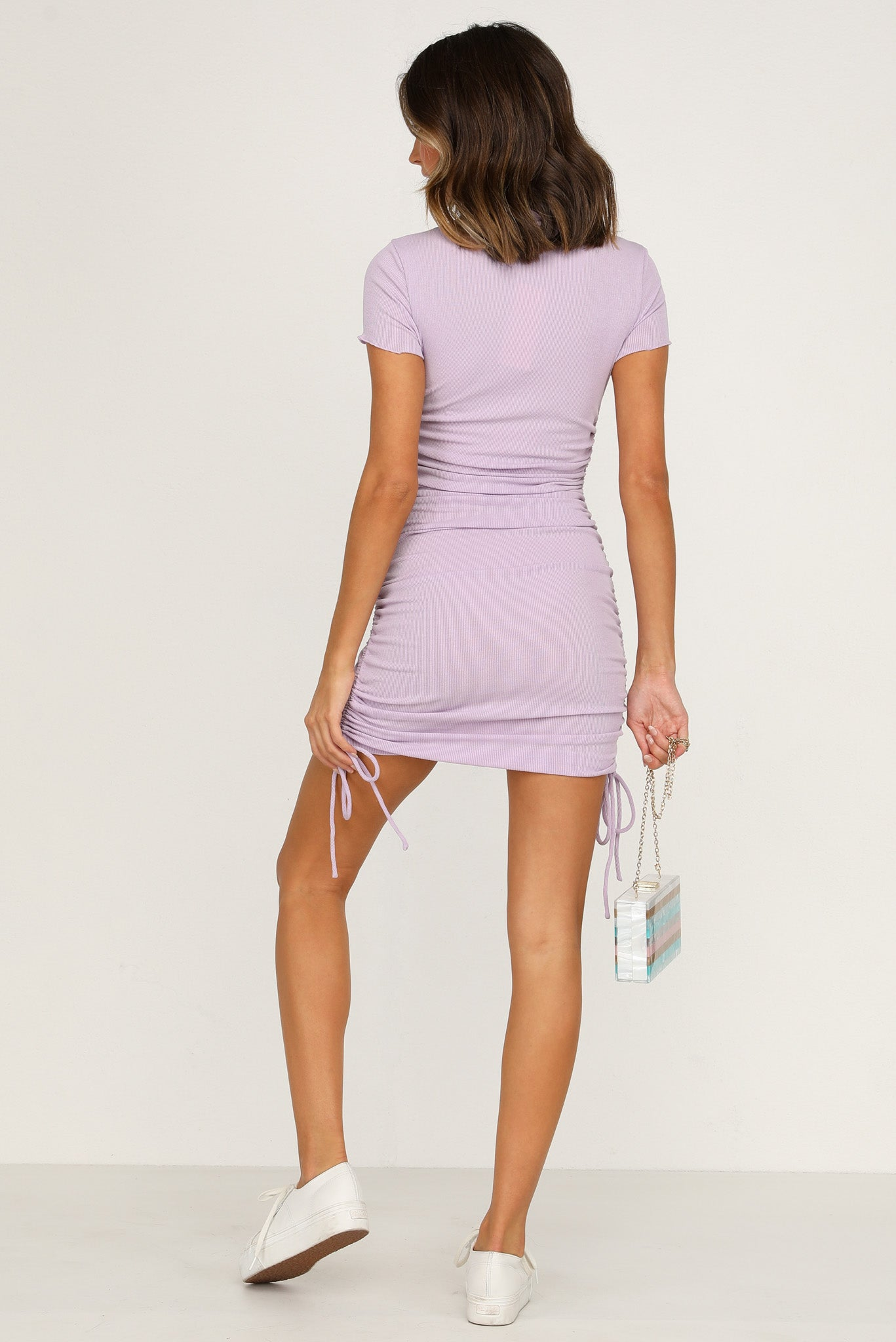 Night In Dress (Lilac)