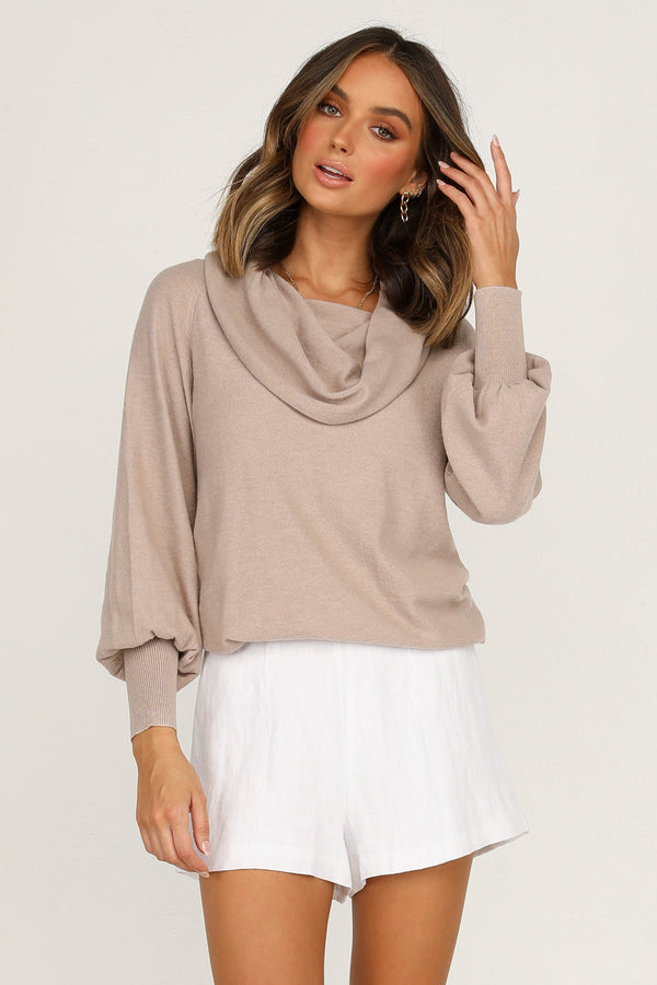 Valerie Knit Top