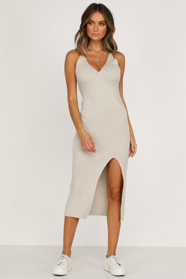 Crossing Lines Dress