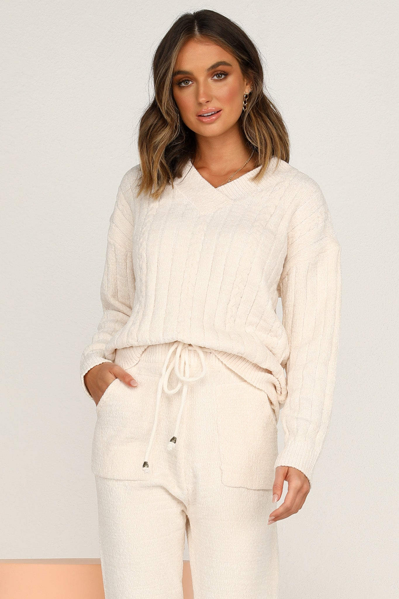 Intentions Knit Jumper