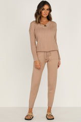 Marcele Pants (Tan)
