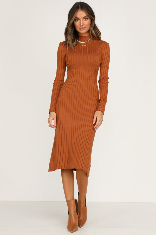 Chiara Ribbed Dress