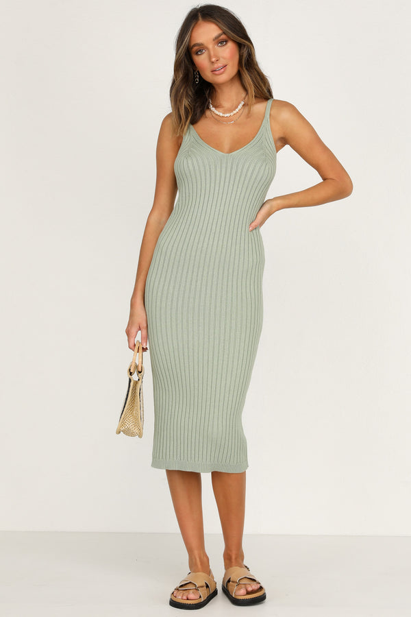 Next Lifetime Dress (Green)