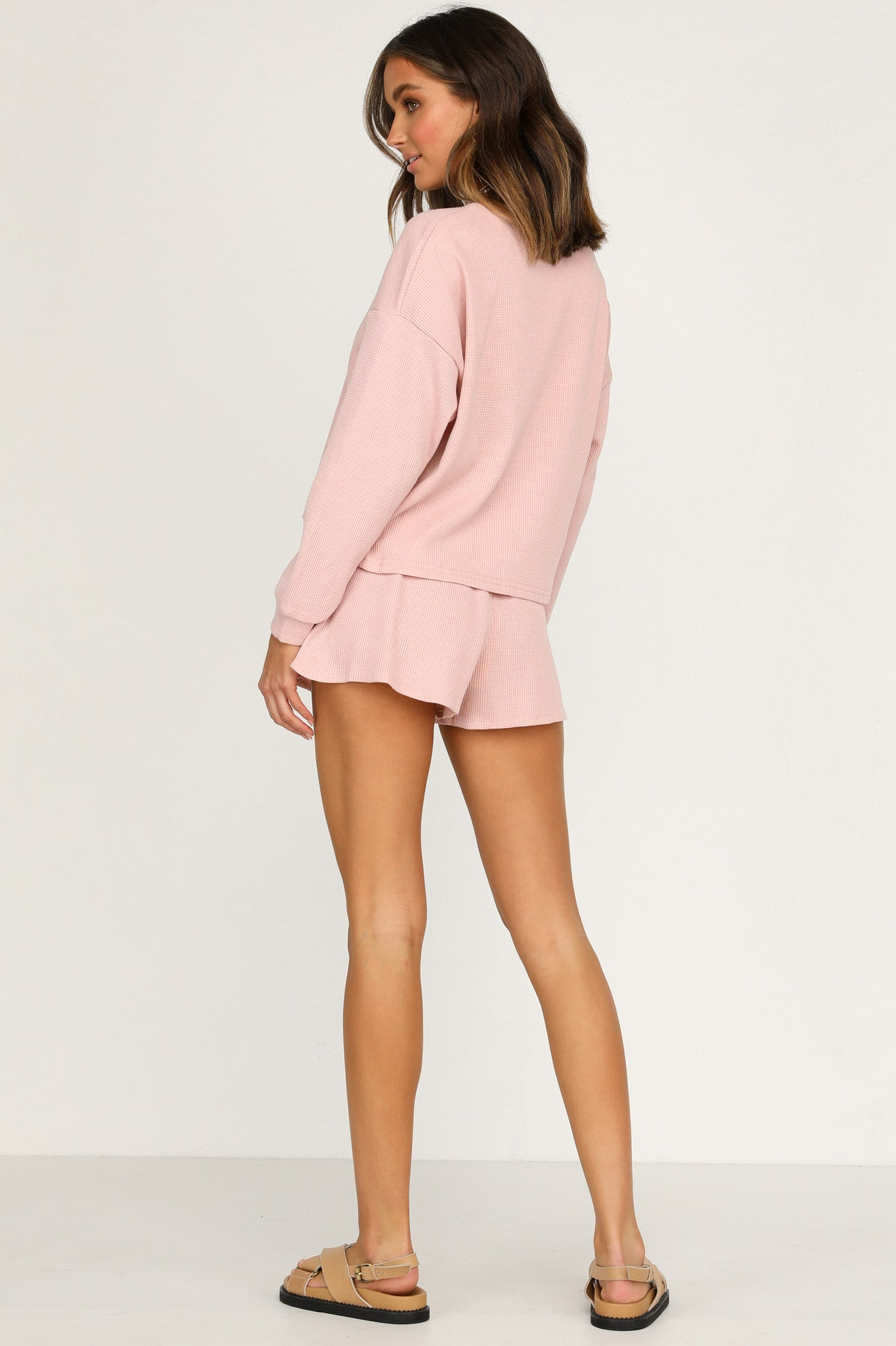 On Track Knit (Pink)