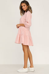 Set The Standard Dress (Pink)