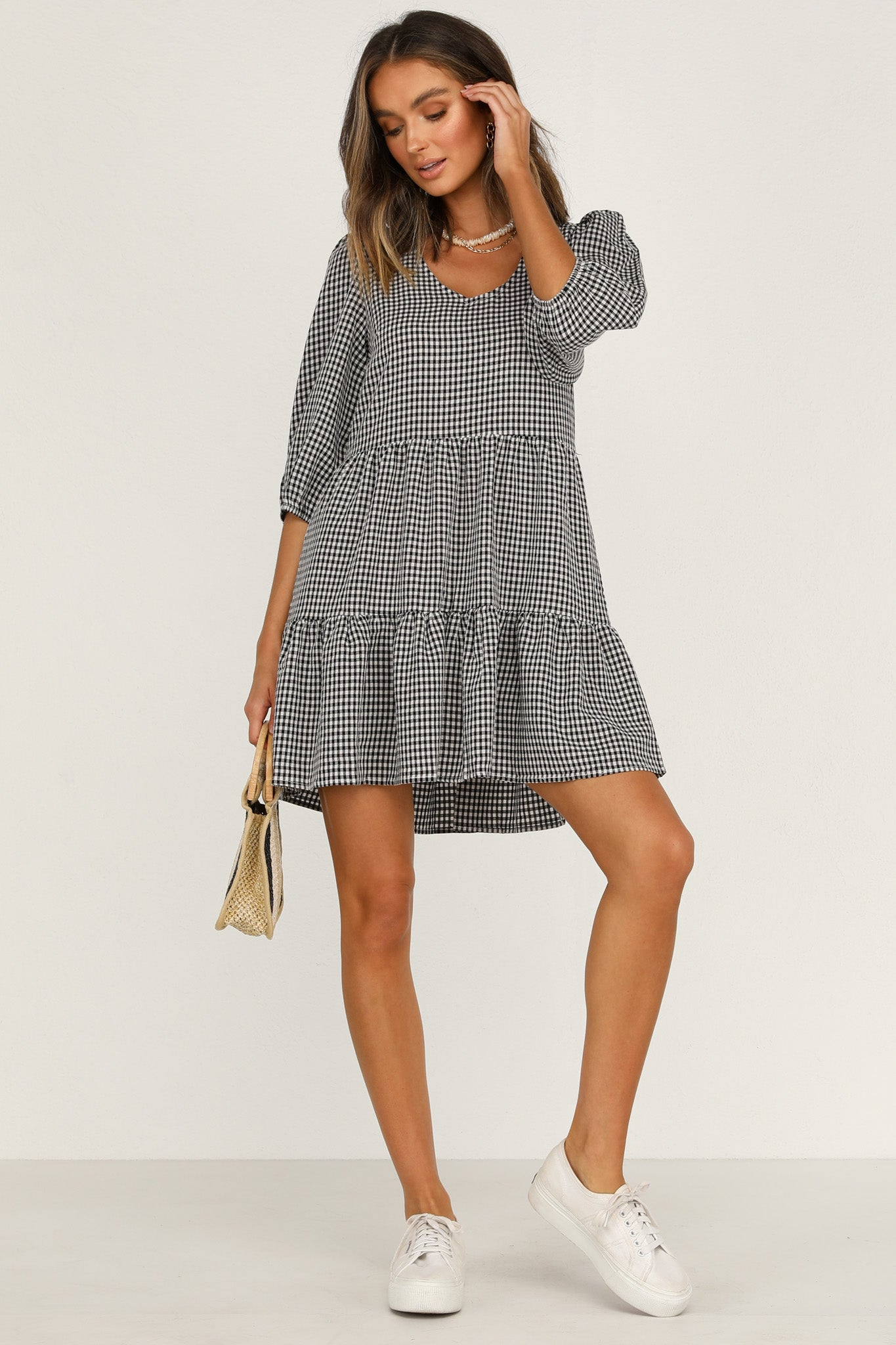 Petit Dress (Black)