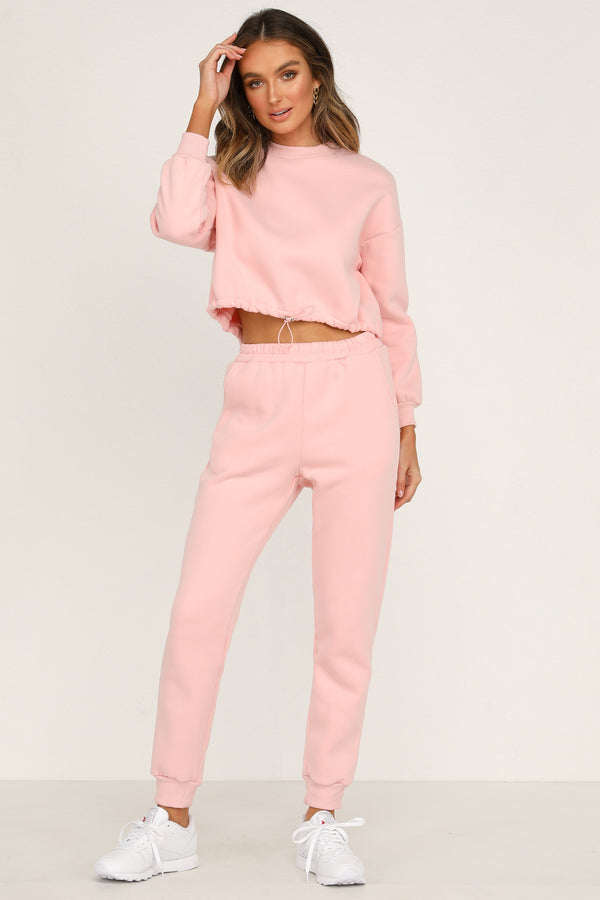 Friday Pants (Pink)