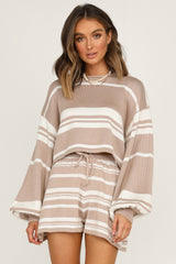 Best Behaviour Knit (Mocha)