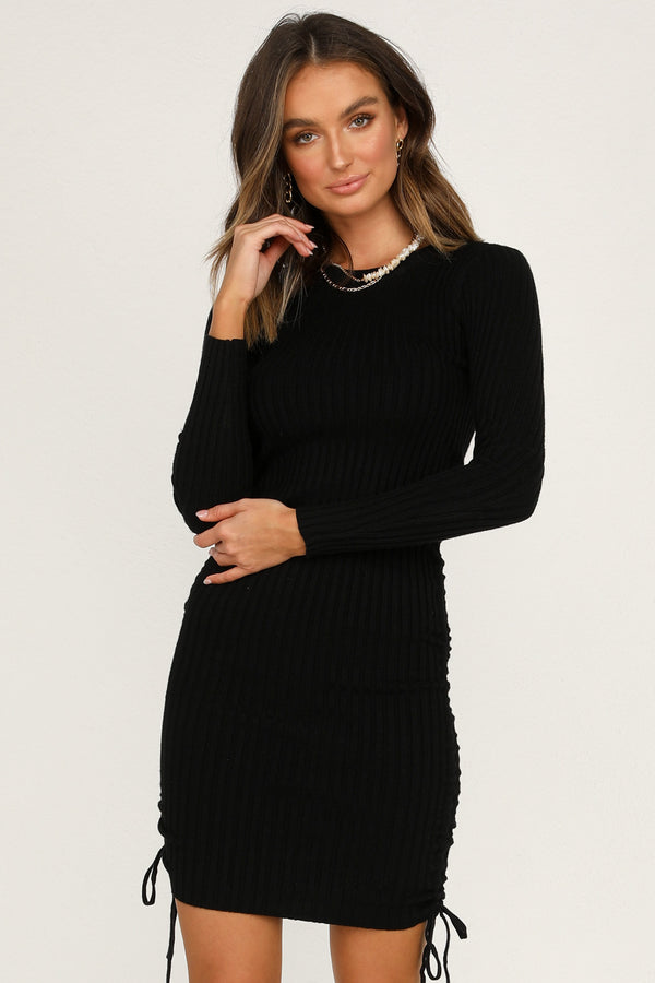 Christie Dress (Black)