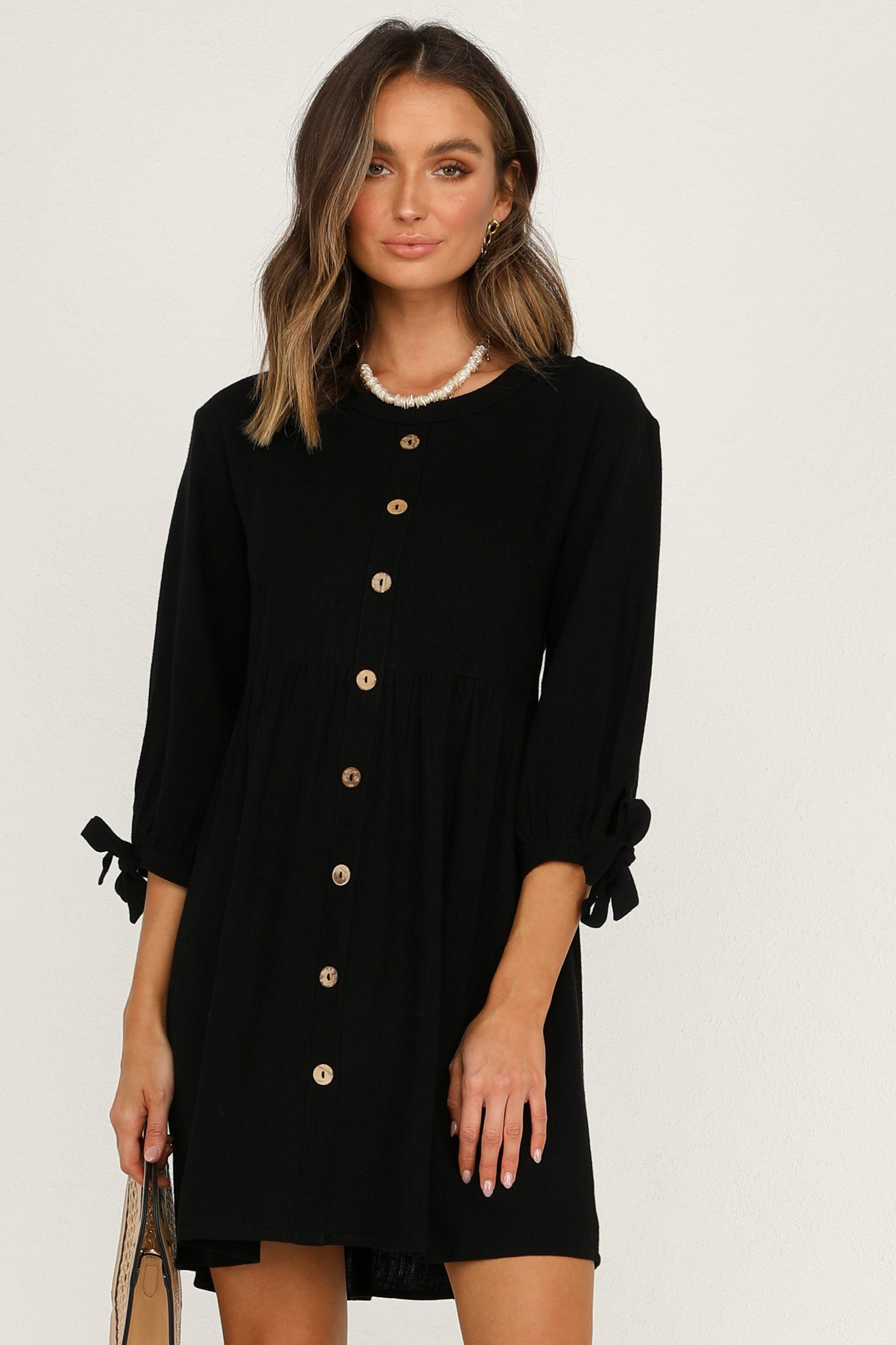 Mistaken Dress (Black)