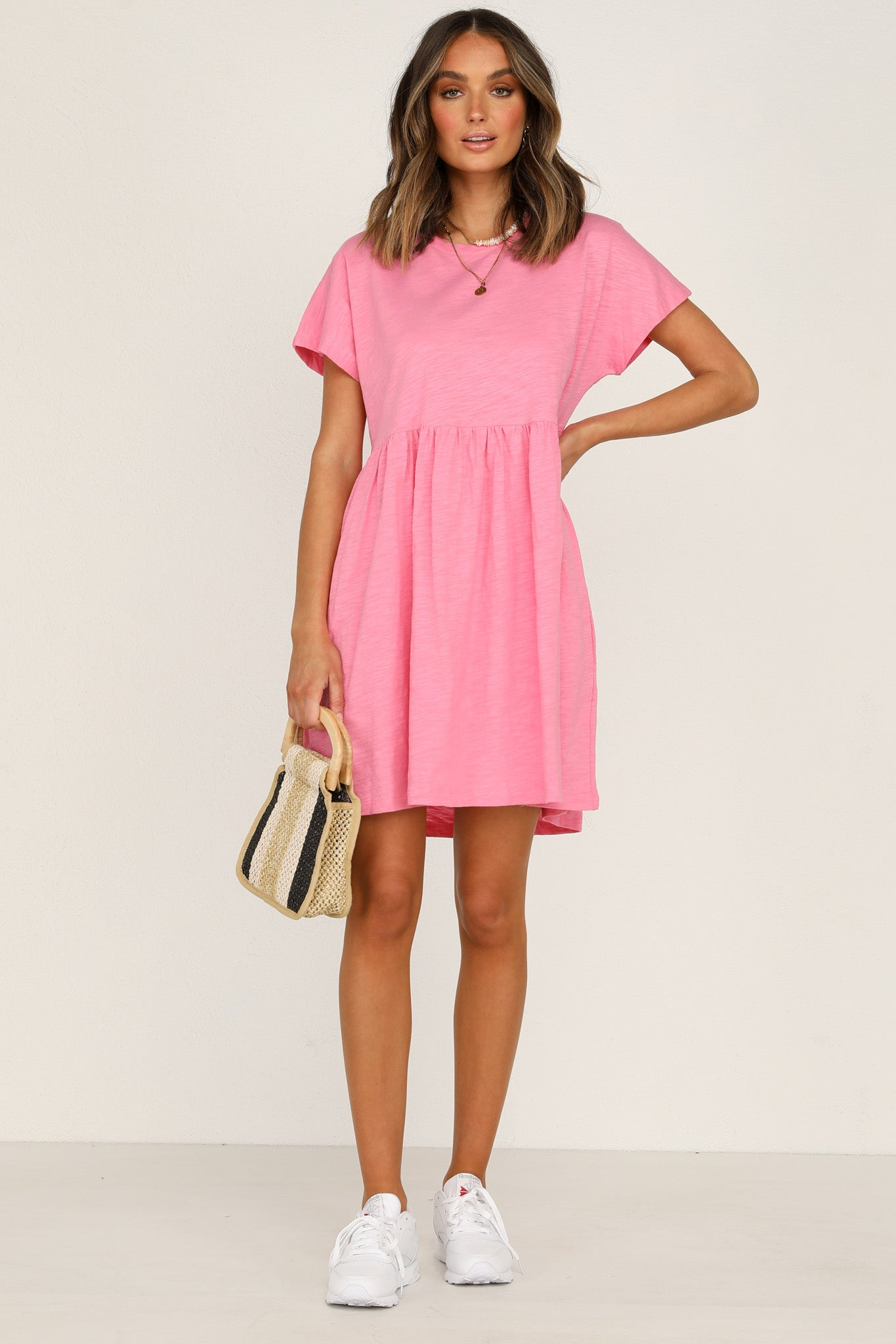 Dreams Dress (Hot Pink)