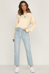 Luxe Fleece Top