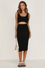 Nettie Skirt (Black)