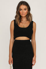 Nettie Top (Black)