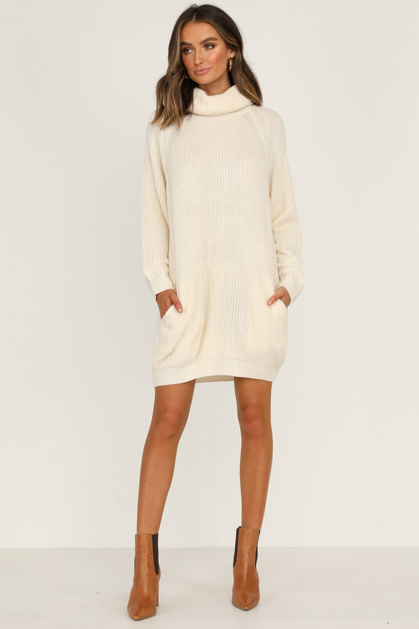Karlie Knit Dress