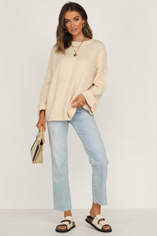 Sweetest Thing Knit Top