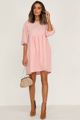Boardwalk Dress (Pink)