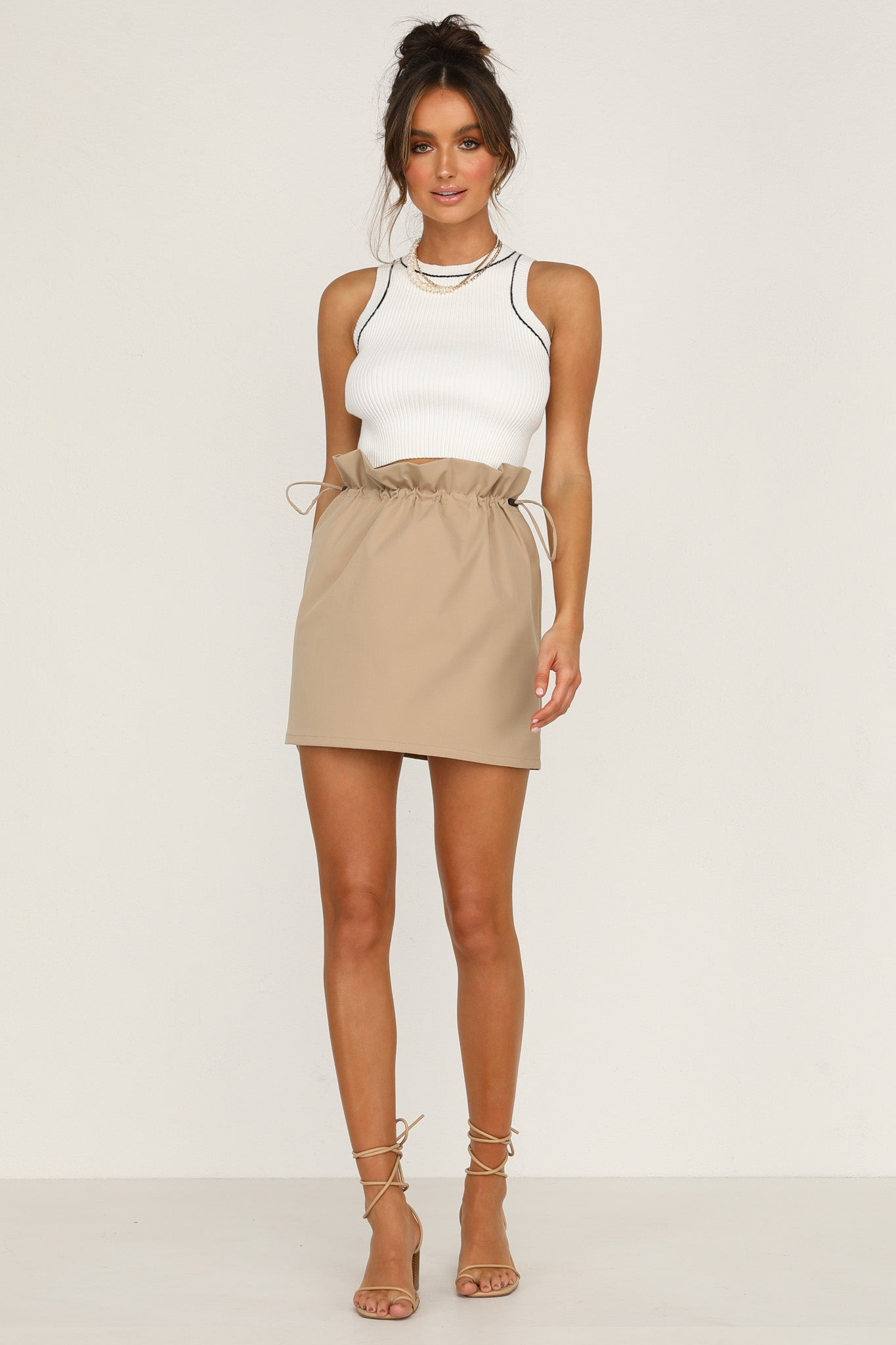 About Us Skirt